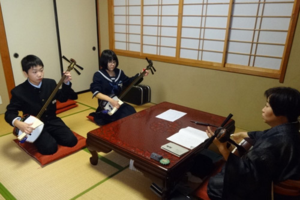 三味線教室