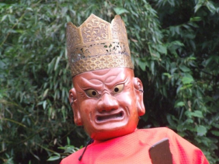 地獄の冥官「閻魔大王」