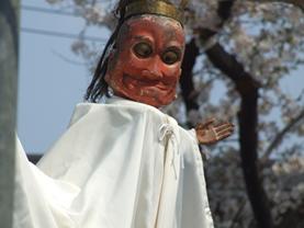 天津司舞の「鬼様」
